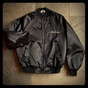 Monogrammed Martial Arts Jacket 🥋
